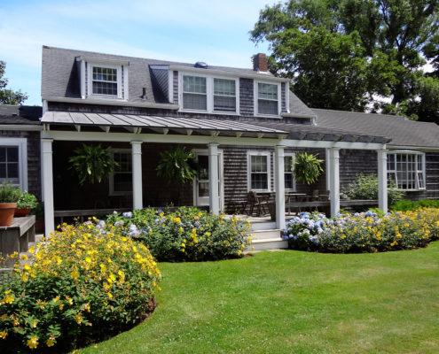 nantucket gardening landscaping